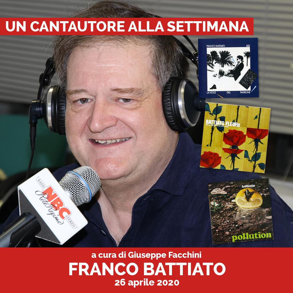 Franco Battiato Podcast - Un Cantautore Alla Settimana