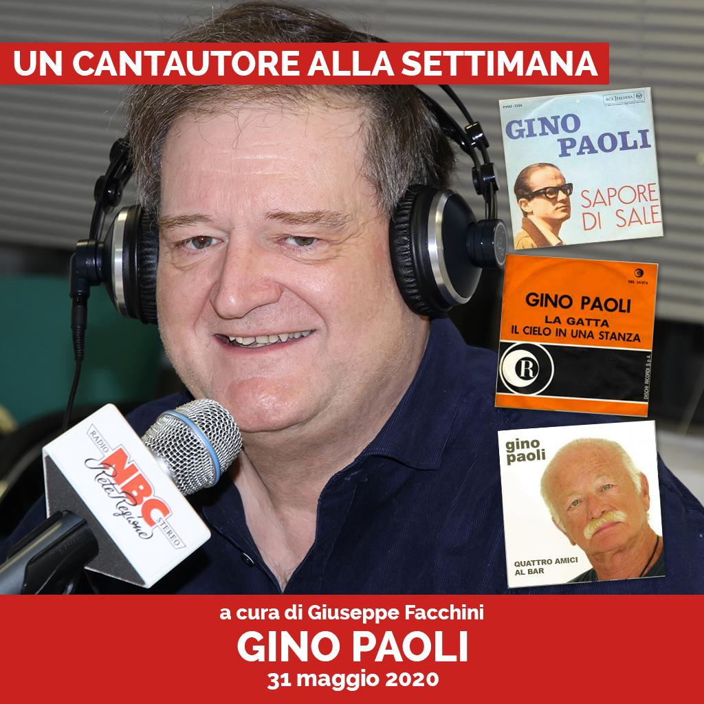 GINO PAOLI Podcast - Un Cantautore Alla Settimana