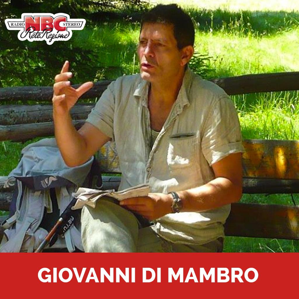 Giovanni di MambroPodcast - Ospiti