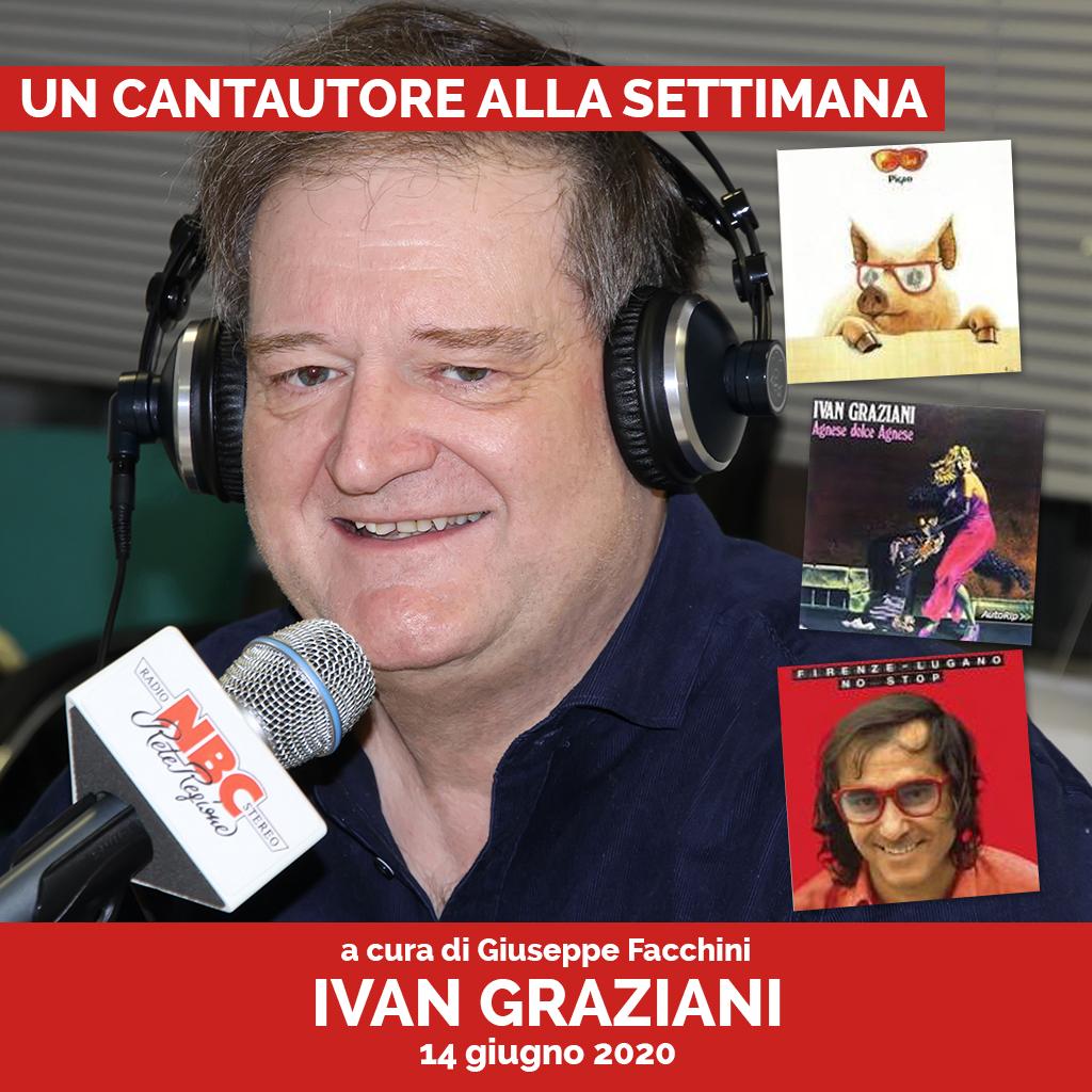 Ivan Graziani - Podcast - Un Cantautore Alla Settimana