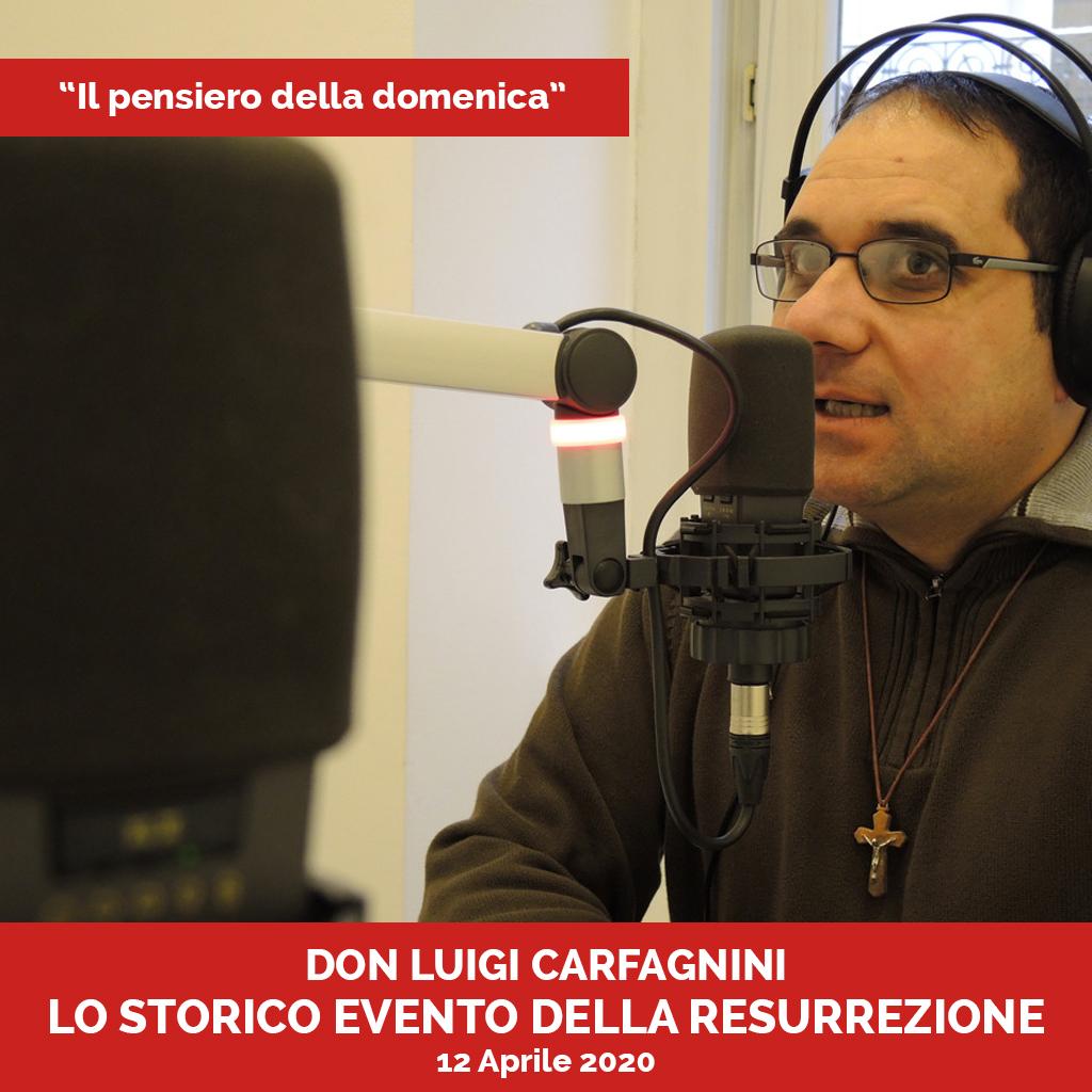 LO STORICO EVENTO DELLA RESURREZIONE Podcast - Il Pensiero della Domenica