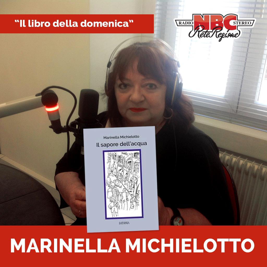 Marinella Michielotto Podcast - Il Libro della Domenica