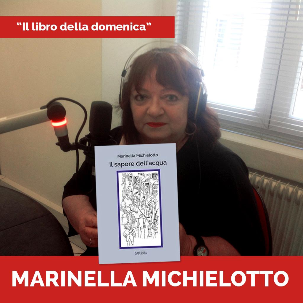 Marinella MichielottoPodcast - Il Libro della Domenica