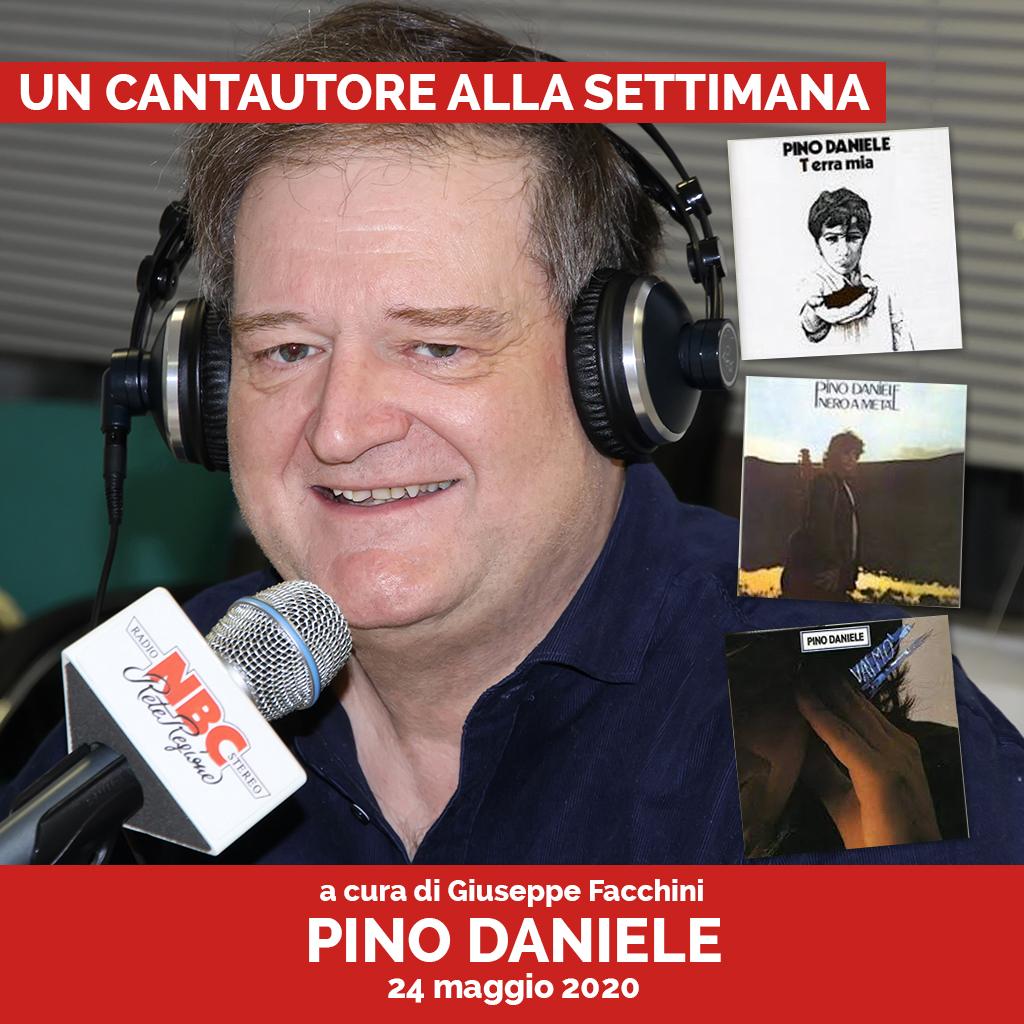 Pino Daniele - Podcast - Un Cantautore Alla Settimana