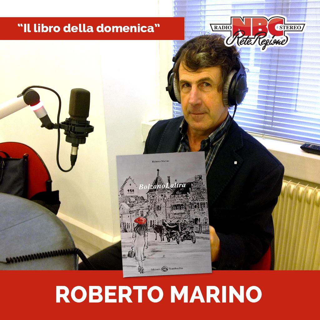Roberto Marino Podcast - Il Libro della Domenica