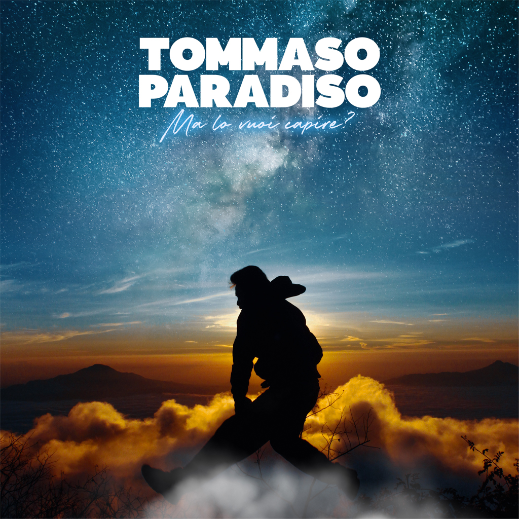 Tommaso Paradiso Ma lo vuoi capire Cover