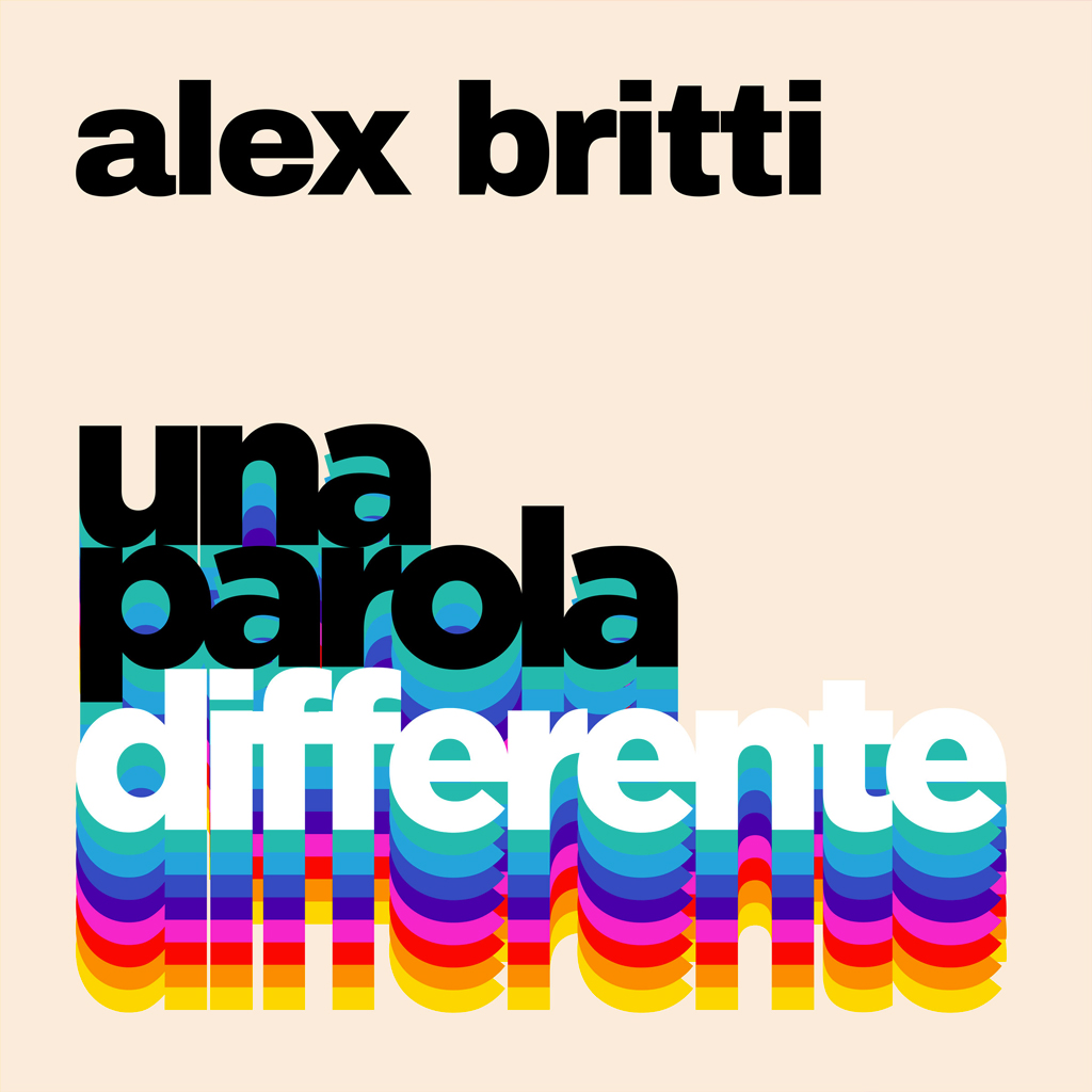alex britti una parola differente cover