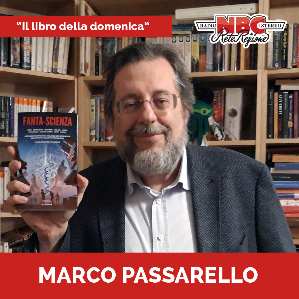 Marco Passarello Copertina Libro Podcast - Il Libro della Domenica
