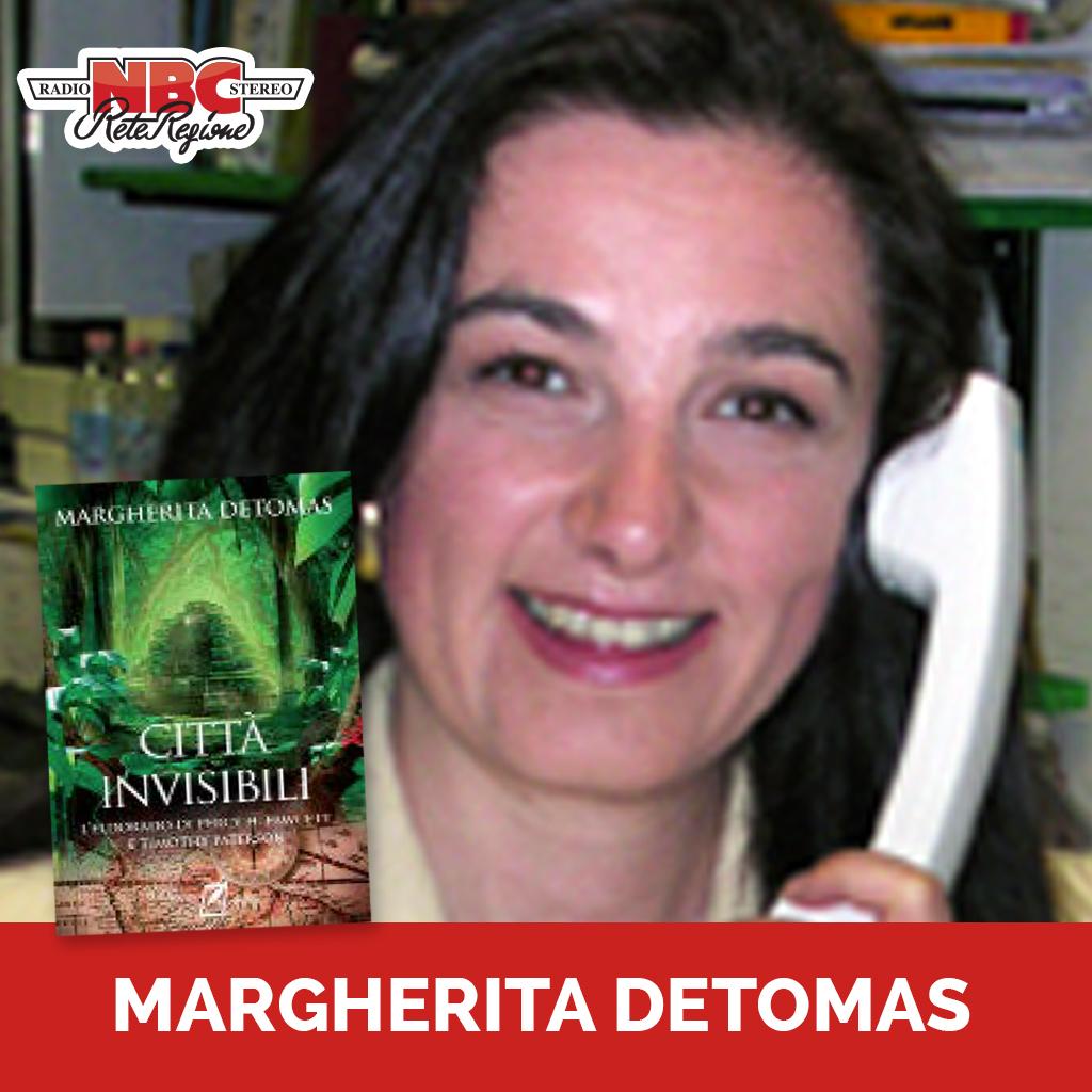 Margherita Detomas Podcast - Ospiti