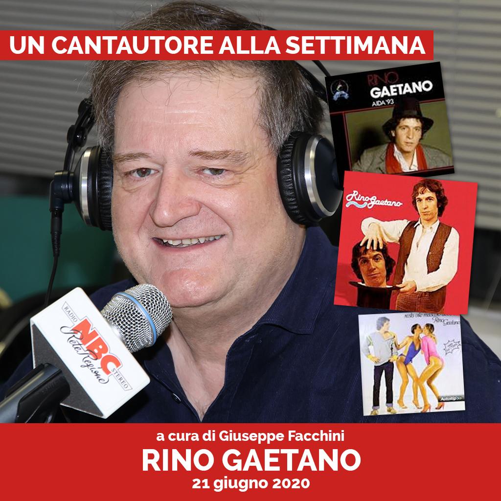 Rino Gaetano Podcast - Un Cantautore Alla Settimana