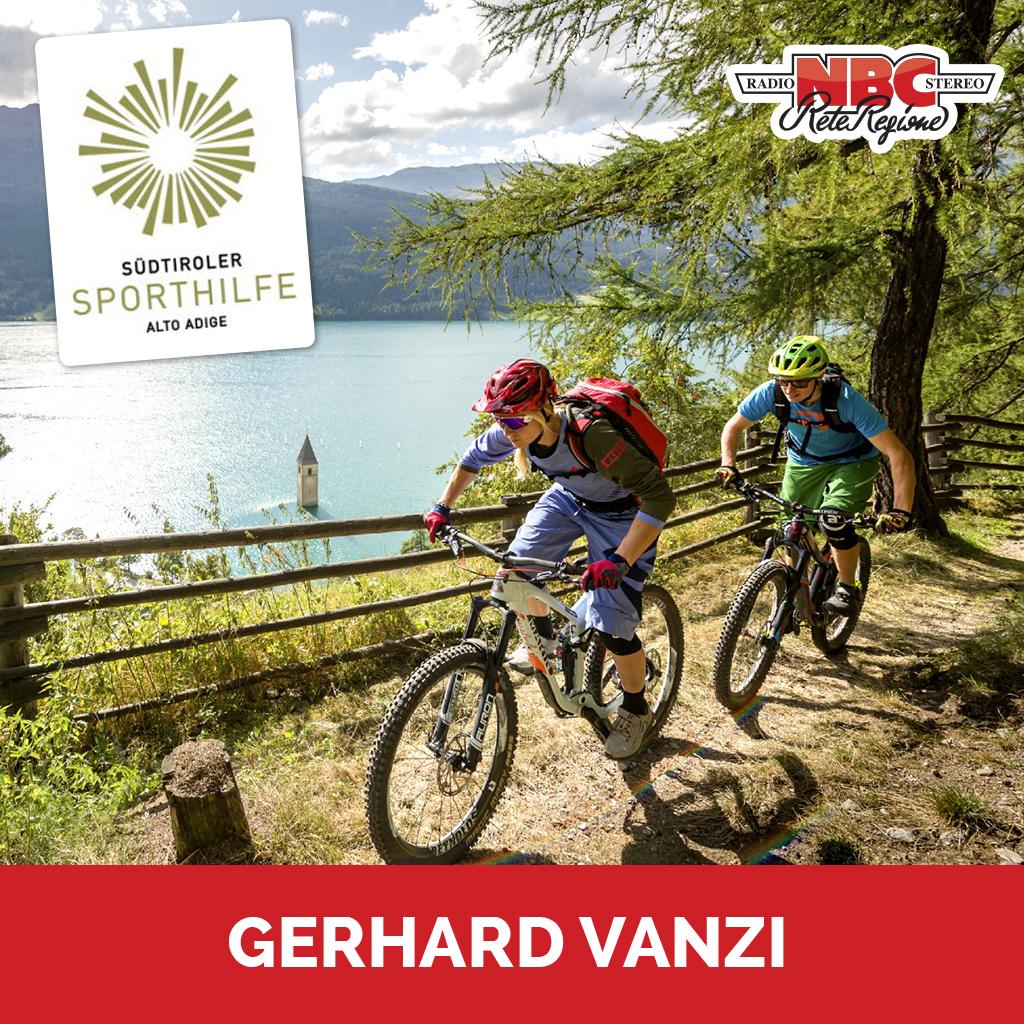 gerhard vanzi Podcast - Ospiti