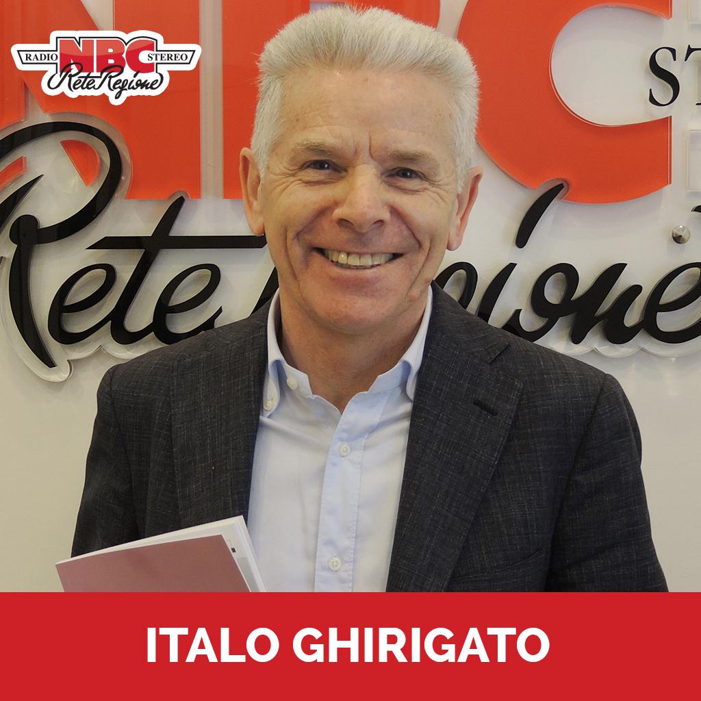 Italo Ghirigato Podcast