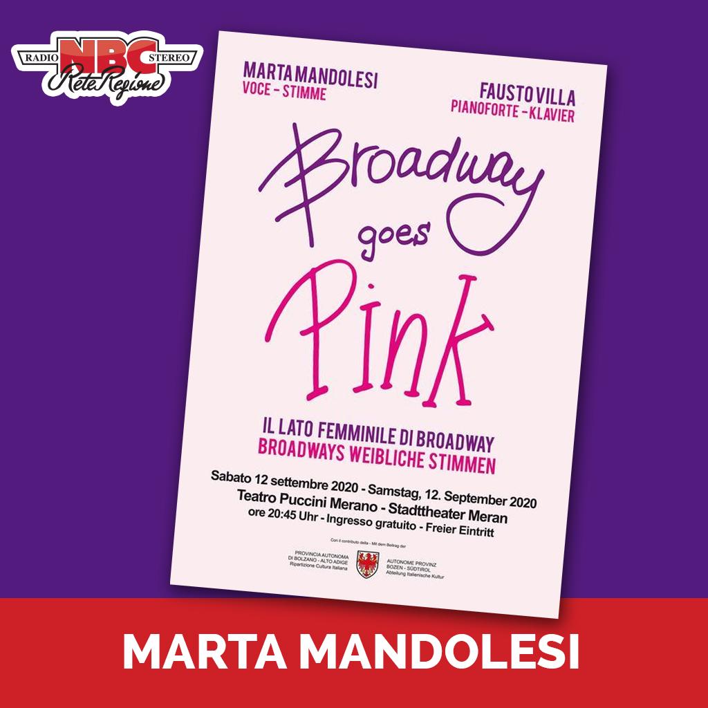 Marta Mandolesi Podcast - Ospiti