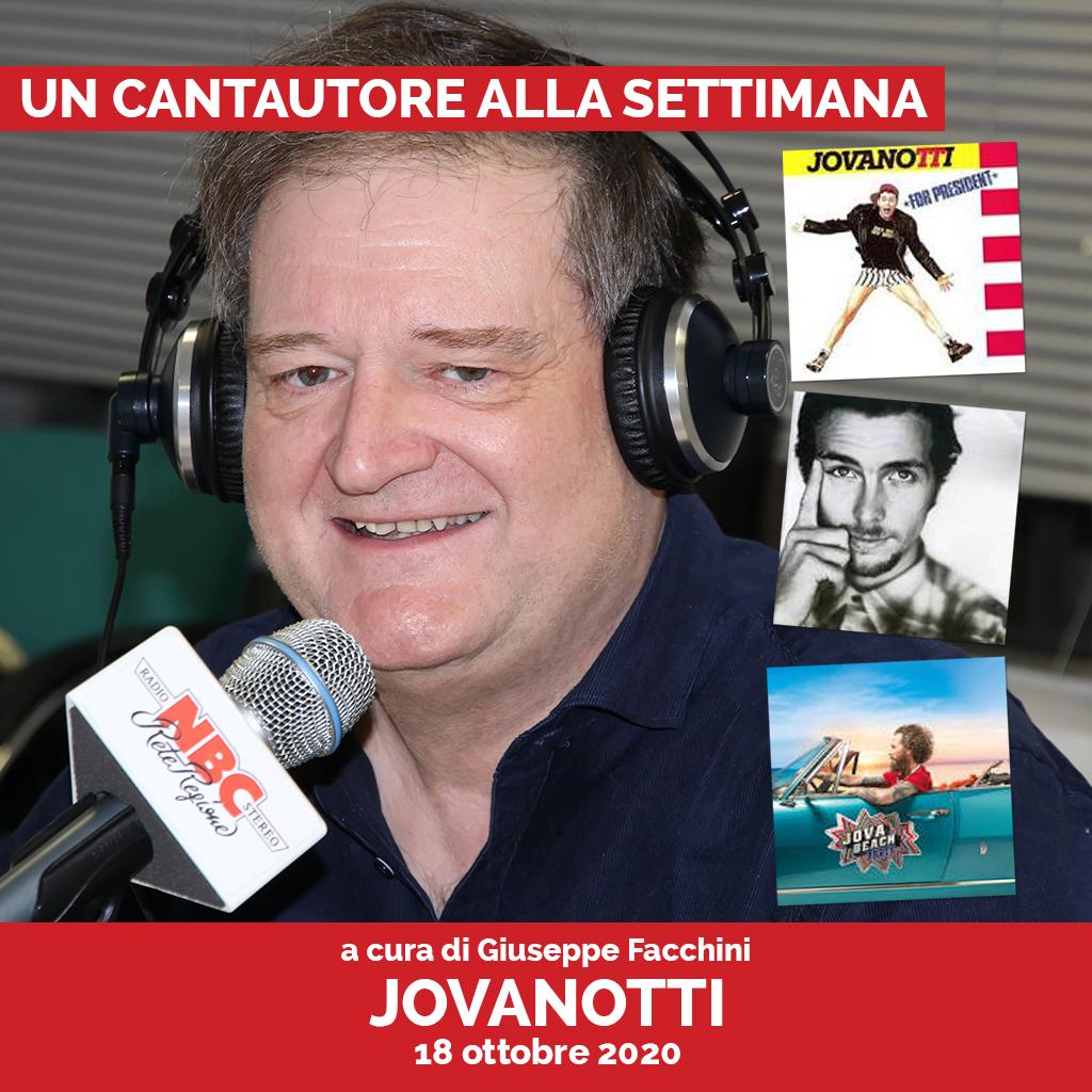 20201018 Jovanotti Podcast - Un Cantautore Alla Settimana