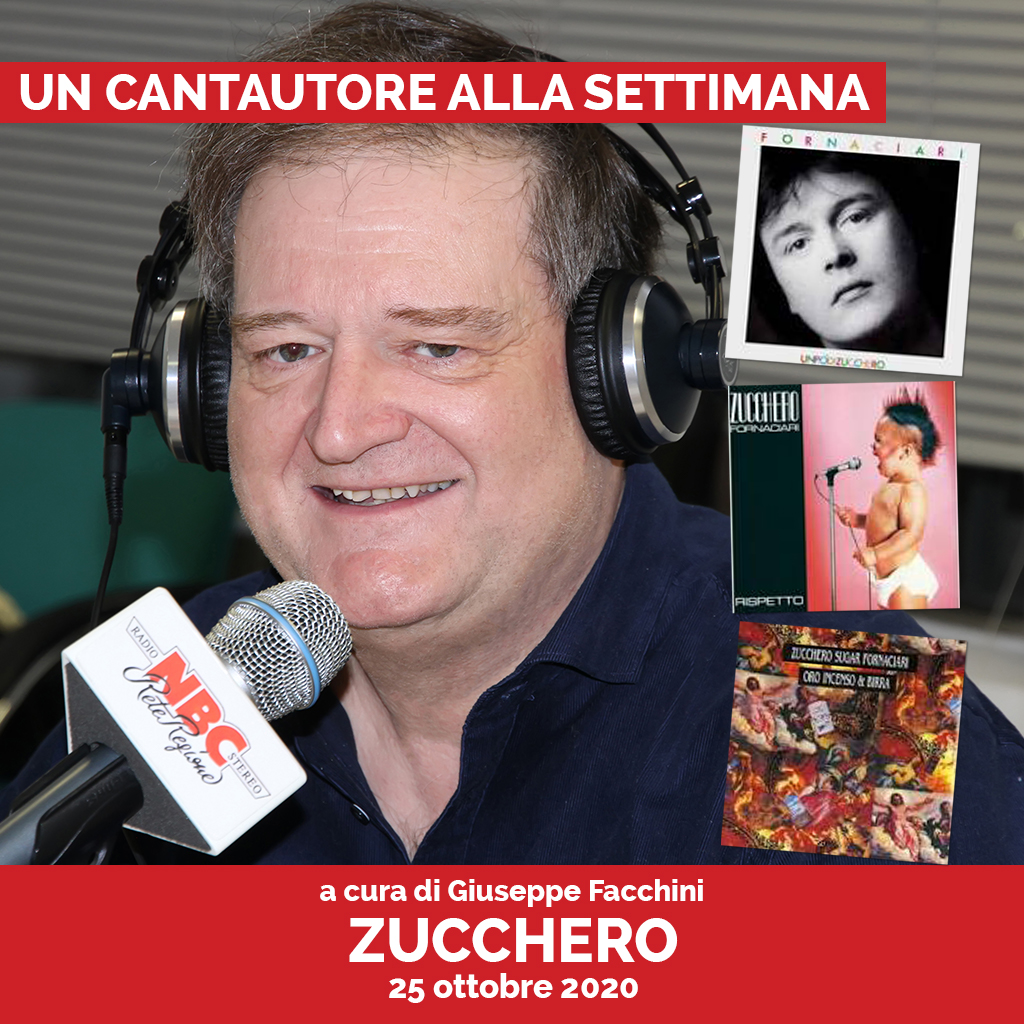 20201025 Zucchero Podcast - Un Cantautore Alla Settimana