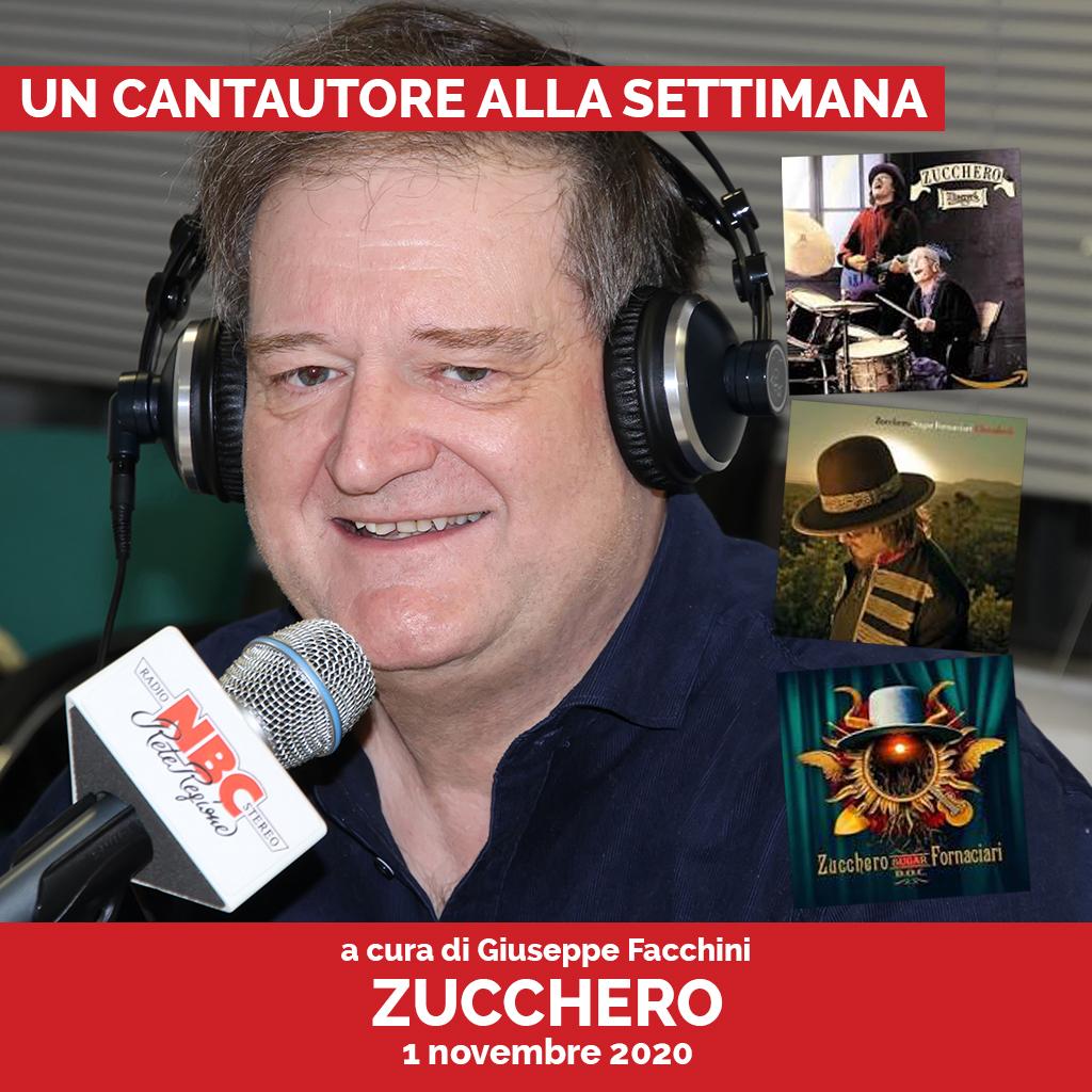 20201101 Zucchero Podcast - Un Cantautore Alla Settimana