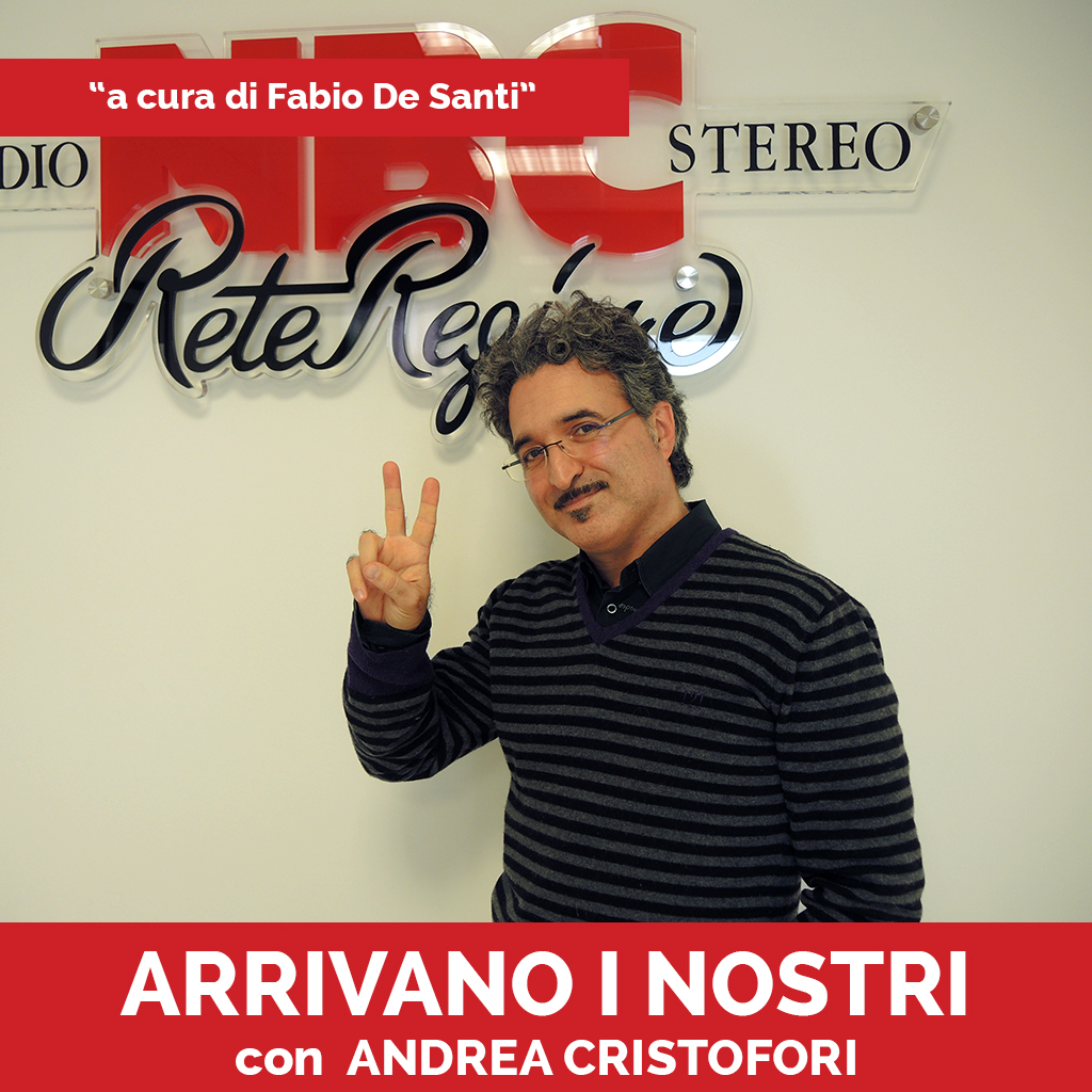 Andrea Cristofori Podcast - Arrivano I Nostri-Recovered