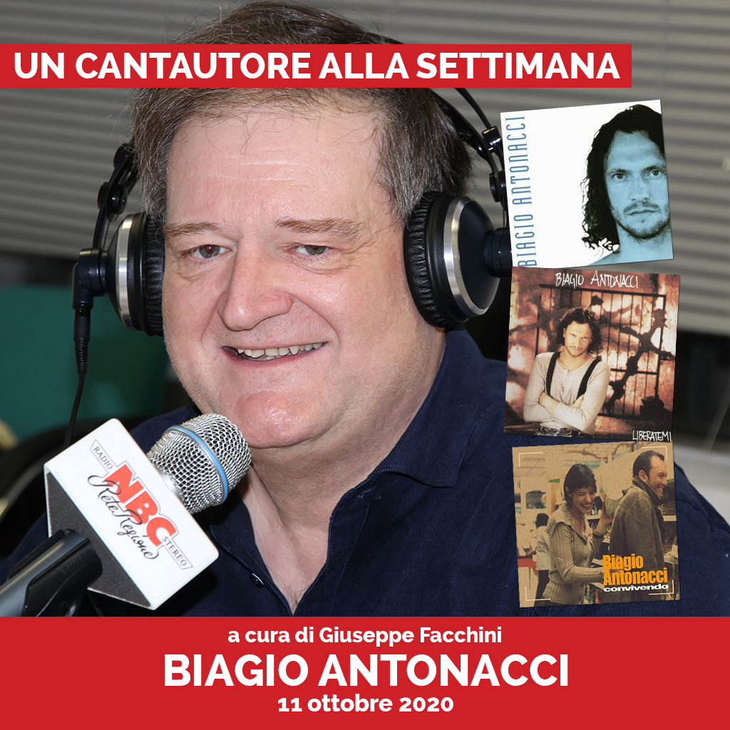 Biagio Antonacci Podcast - Un Cantautore Alla Settimana