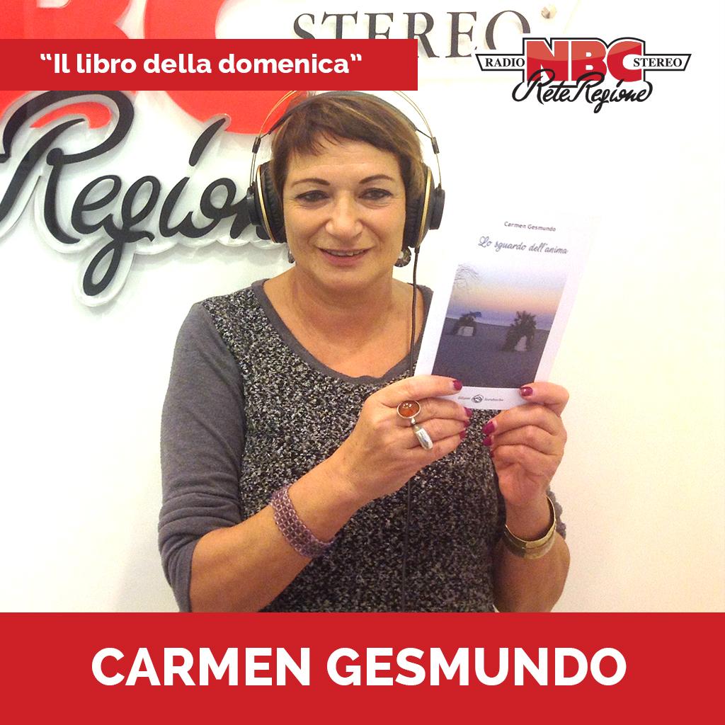Carmen Gesmundo Podcast - Il Libro della Domenica