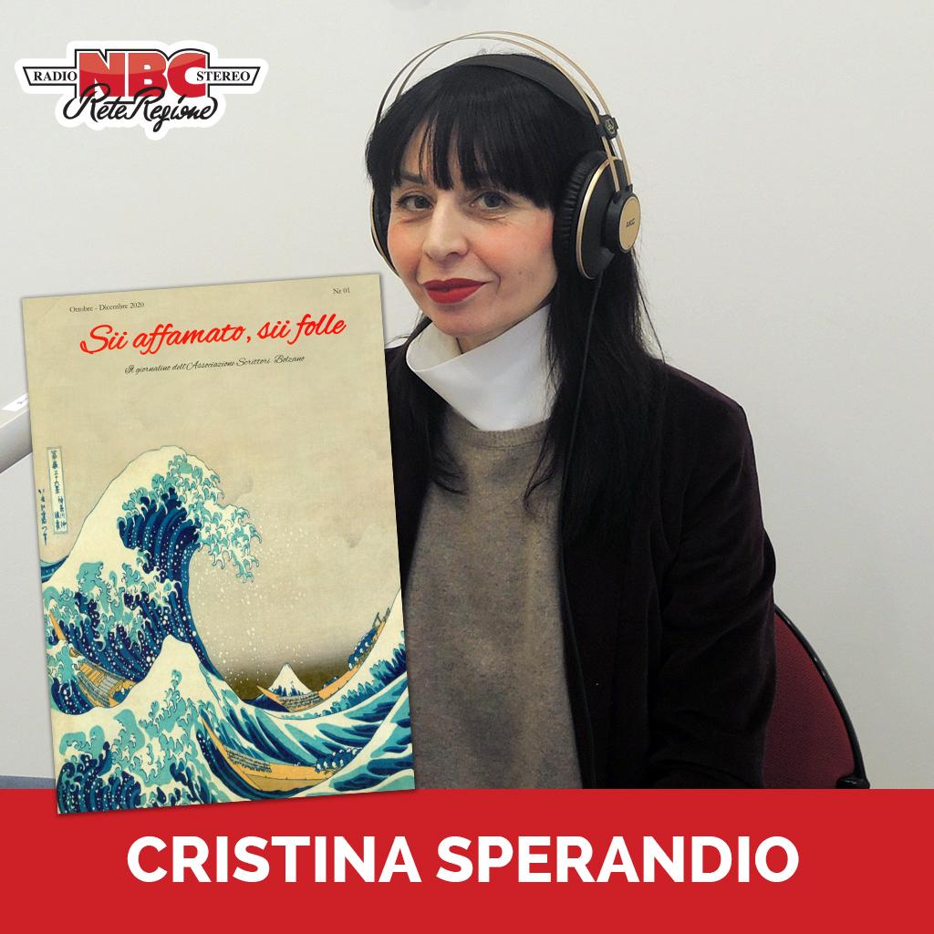 Cristina SperandioPodcast - Ospiti