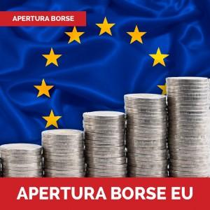 Podcast - Apertura Borse EU