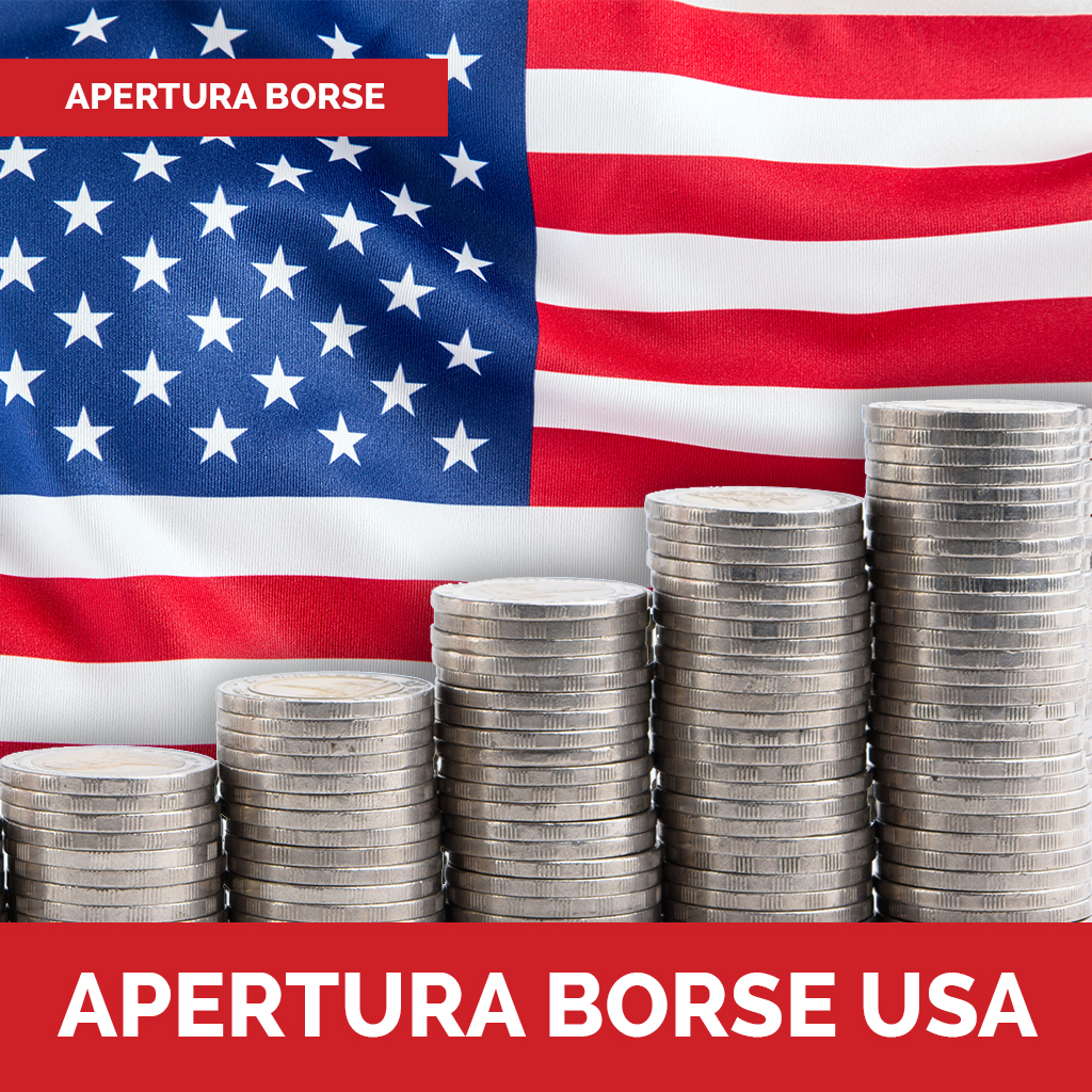 Podcast - Apertura Borse USA
