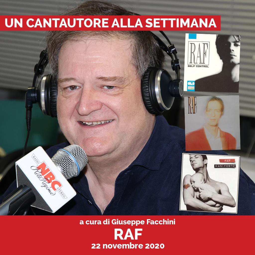 20201122 Podcast - Un Cantautore Alla Settimana