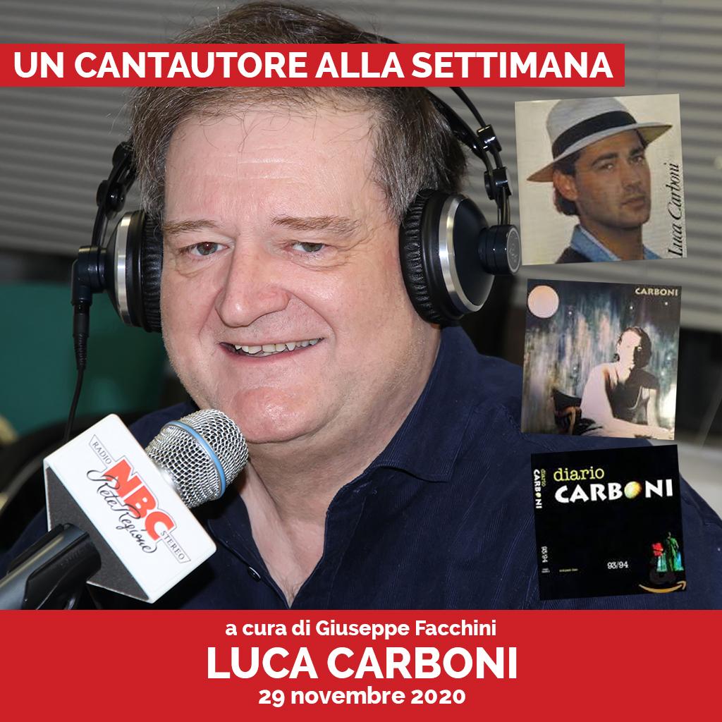 20201129 Podcast - Un Cantautore Alla Settimana