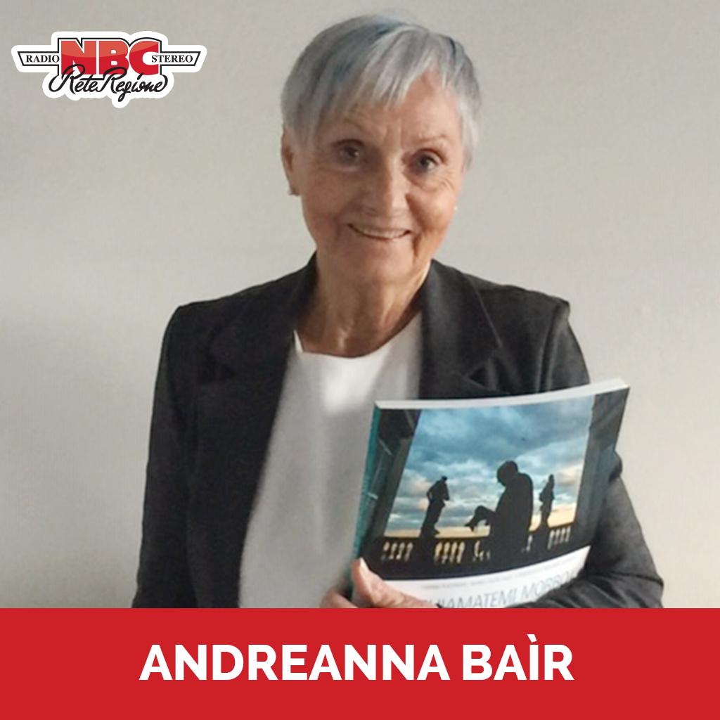Andreanna Baìr Podcast - Ospiti