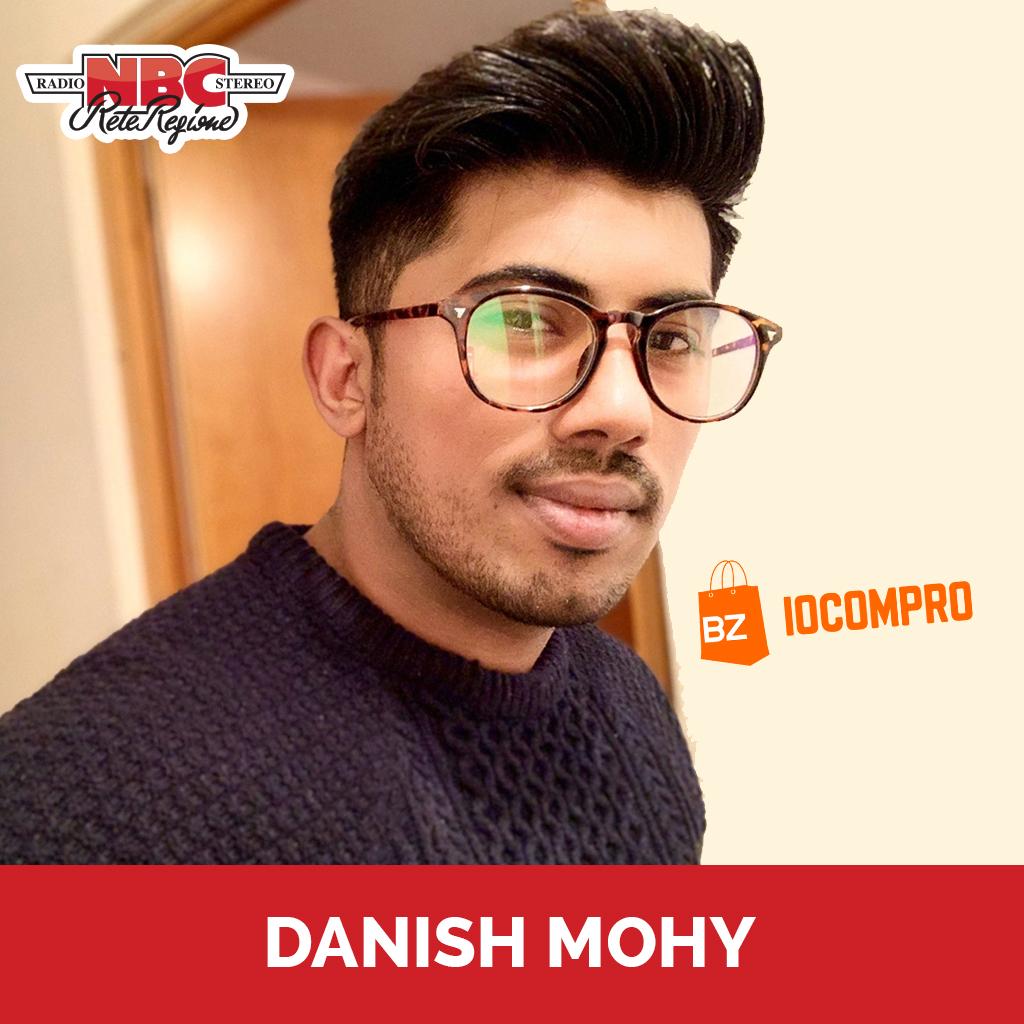 Danish Mohy Podcast - Ospiti