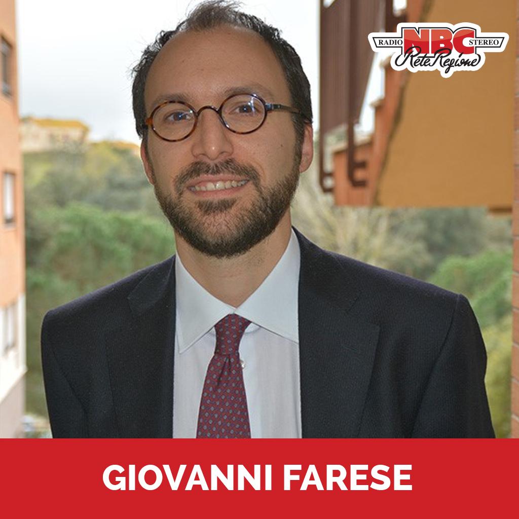 Giovanni Farese Podcast - Ospiti