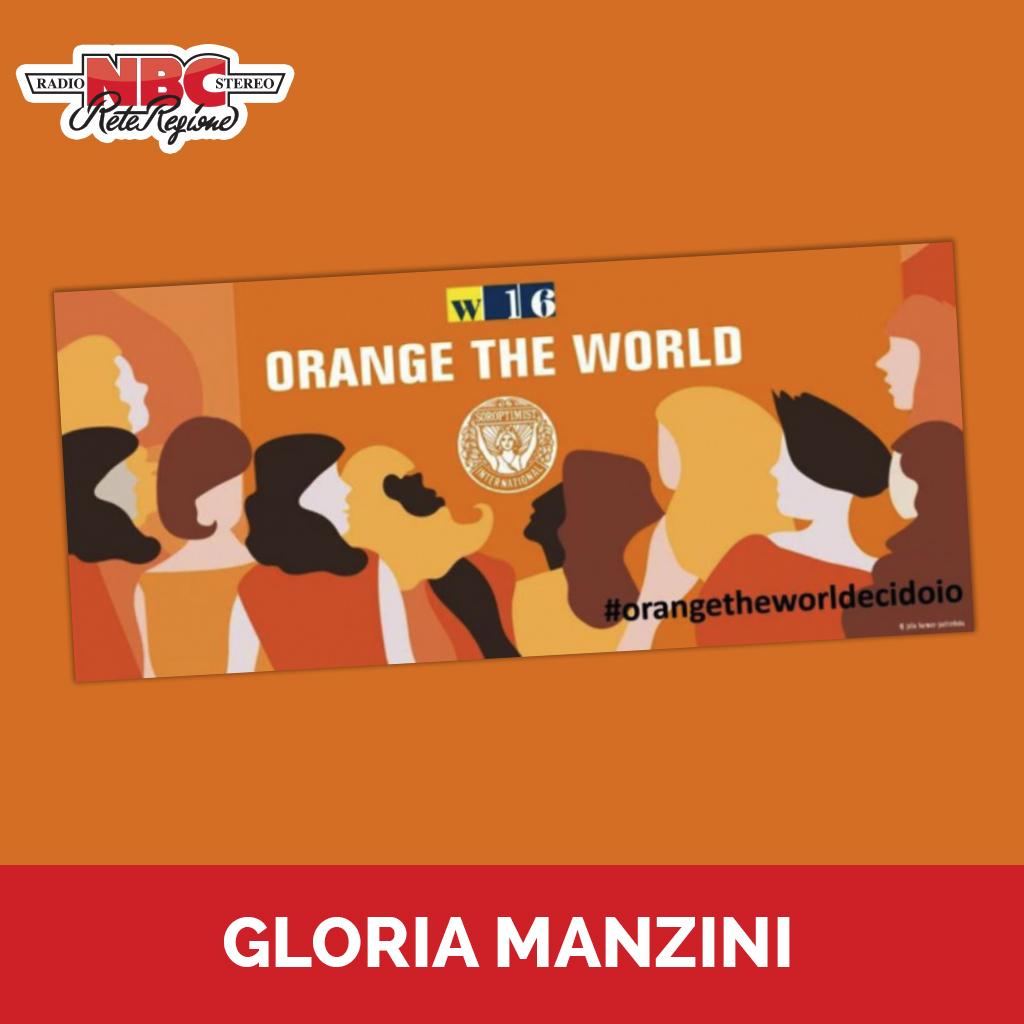 Gloria ManziniPodcast - Ospiti