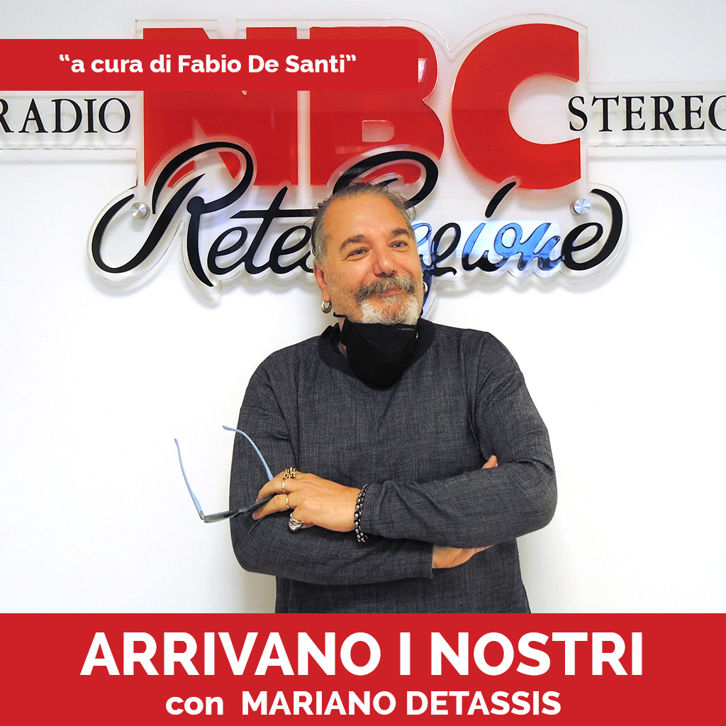 Mariano Detassis Podcast - Arrivano I Nostri-Recovered