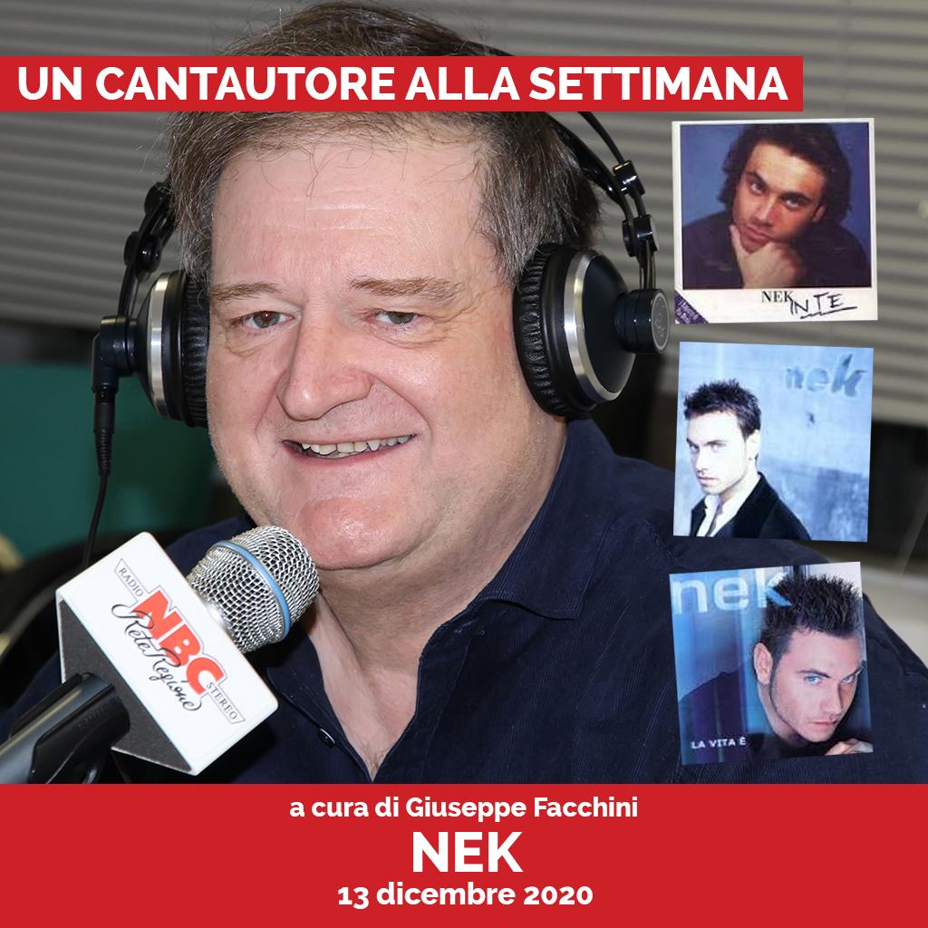 20201213 Podcast - Un Cantautore Alla Settimana