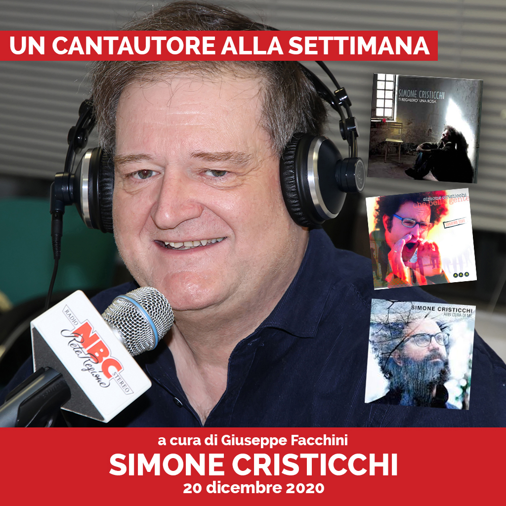 20201220 Podcast - Un Cantautore Alla Settimana