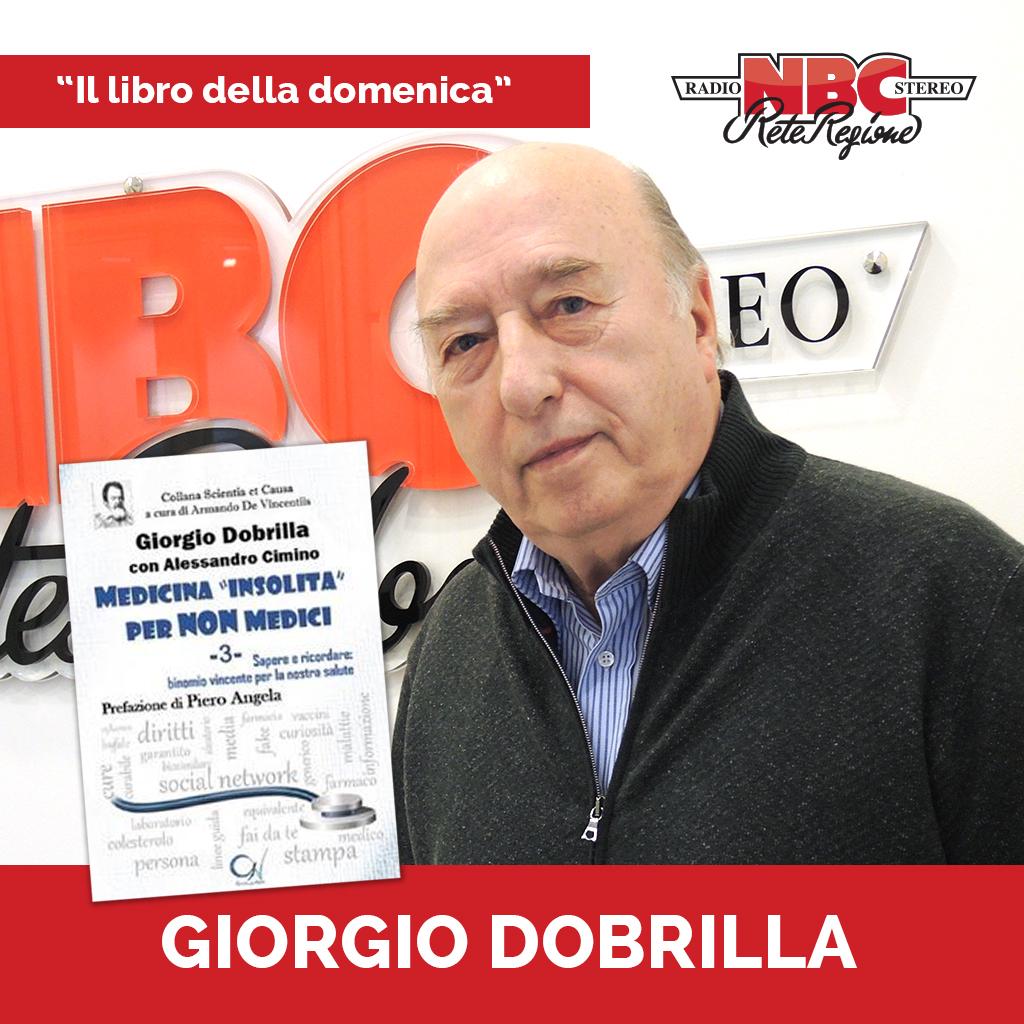 Giorgio Dobrilla Podcast - Il Libro della Domenica-Recovered