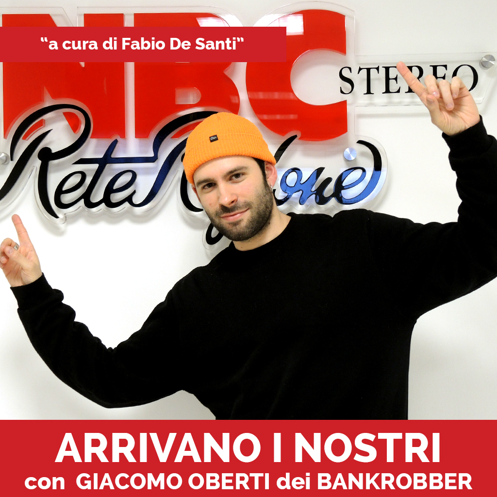 Giacomo Oberti Podcast - Arrivano I Nostri-Recovered