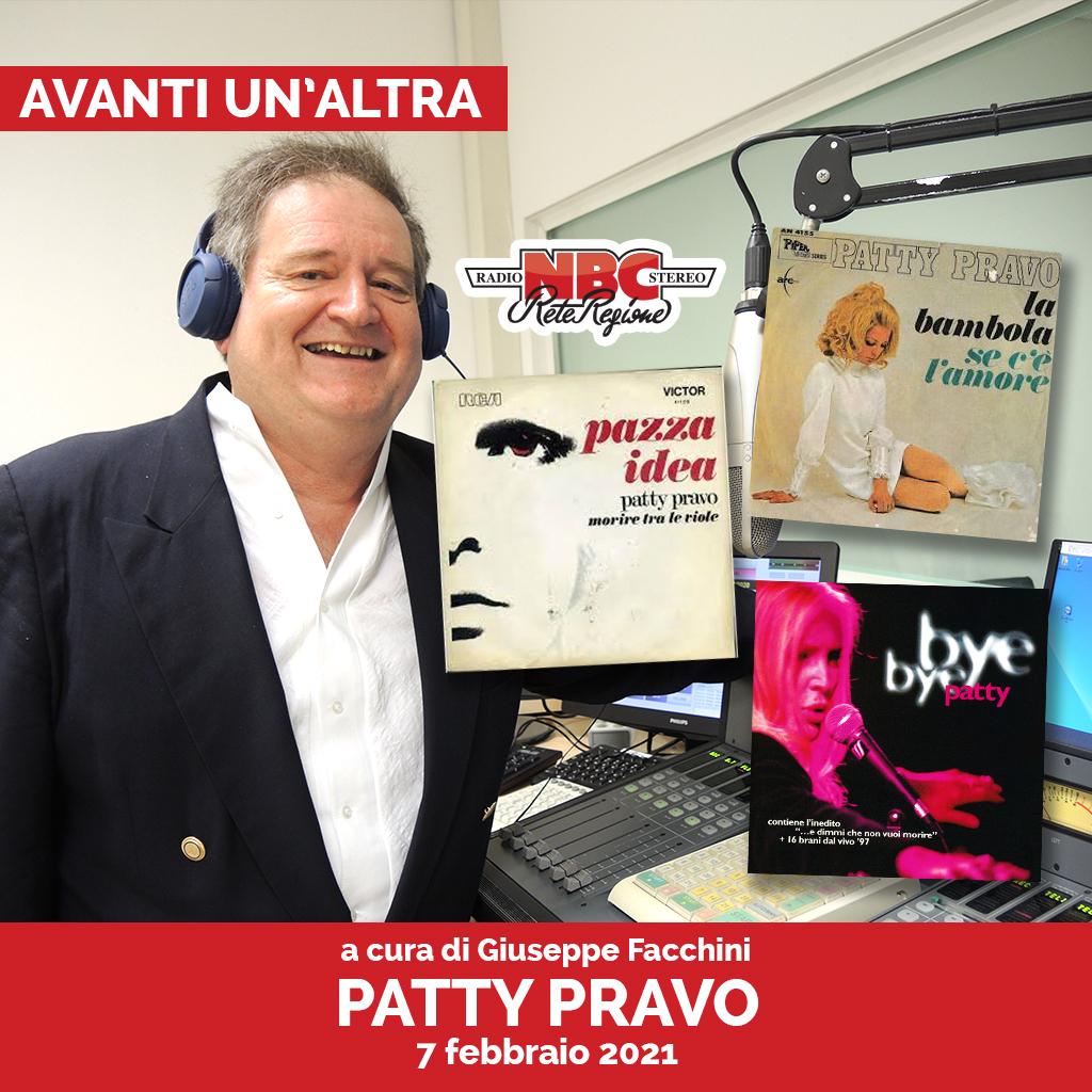 Patty Pravo Podcast - Avanti 1 altra