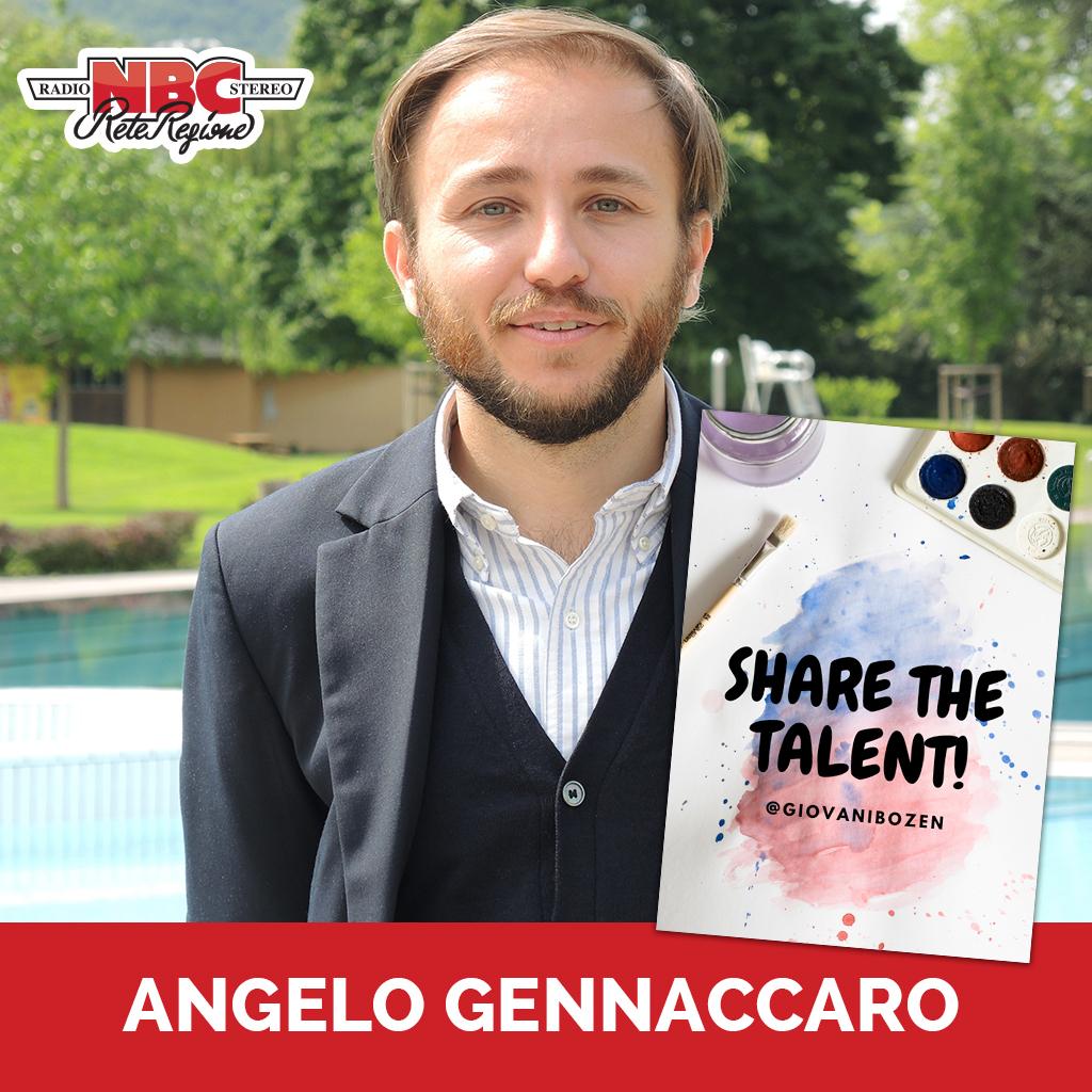 20210225 Gennaccaro Share your talent