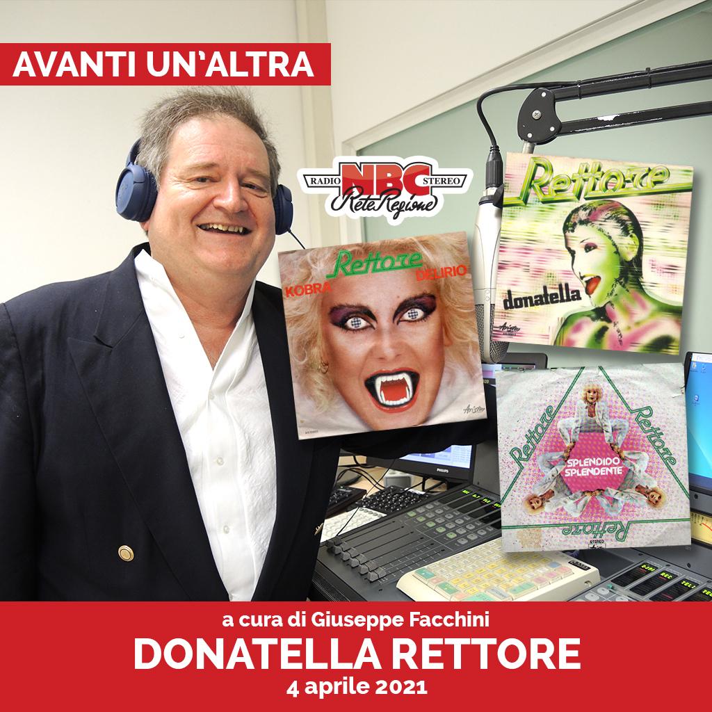 Donatella Rettore Podcast - Avanti 1 altra