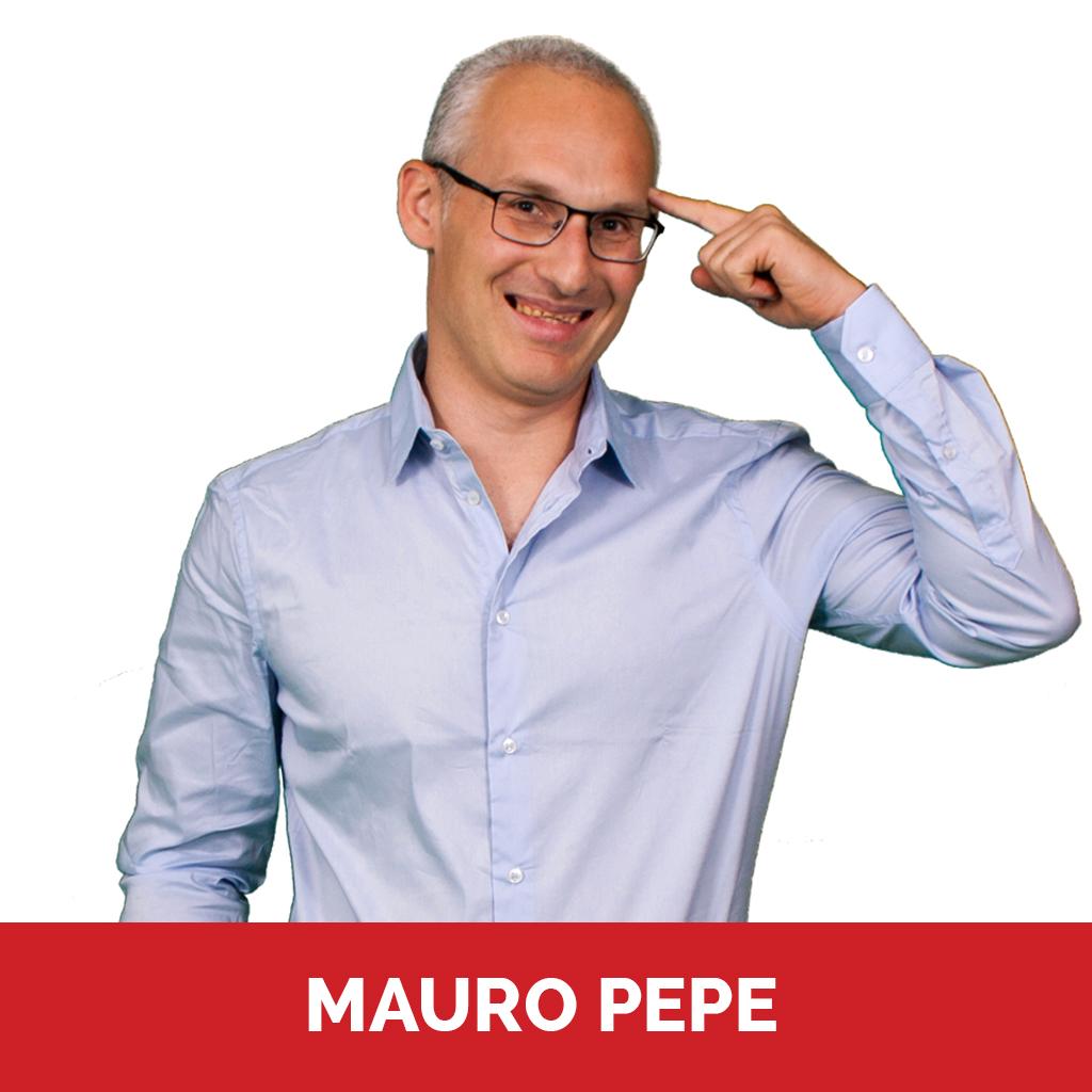 Mauro Pepe Podcast - Ospiti