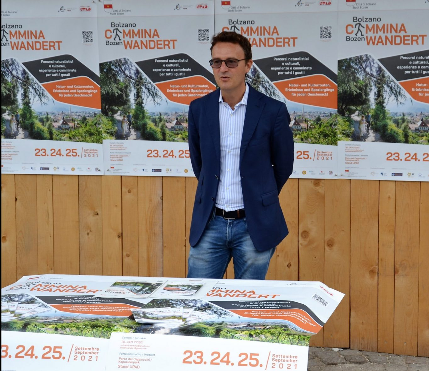Bolzano Cammina (Foto Comune Bolzano)