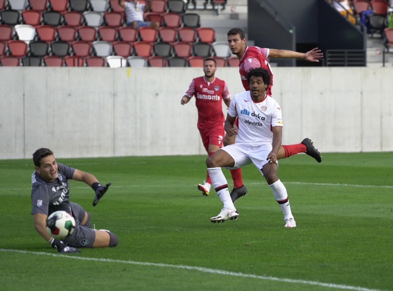 Fc Suedtirol: il gol di Raphael Odogwu (Foto: Paolo Savio)